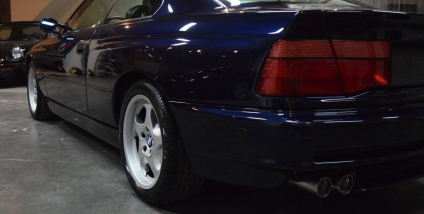 BMW 850i - Deluxe detail