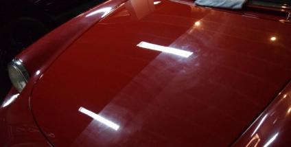 Alfa Romeo Spider - Deluxe detail