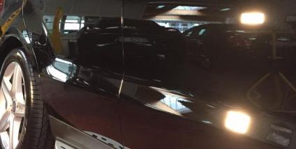 Mercedes ML - Super detail